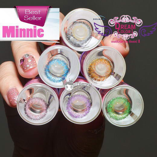 !Minnie (mini) bigeye