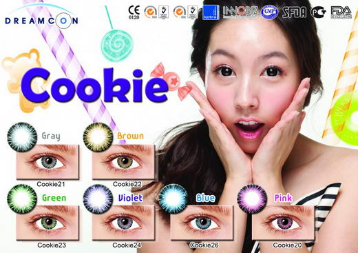 Cookie bigeye