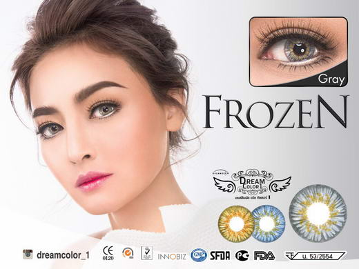 Frozen bigeye