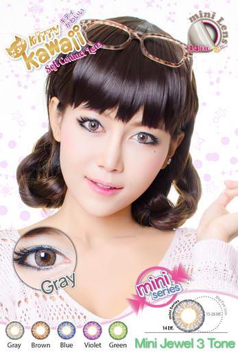 !Jewel 3Tone (mini) bigeye
