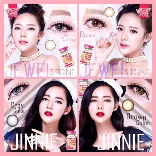 Jinnie bigeye