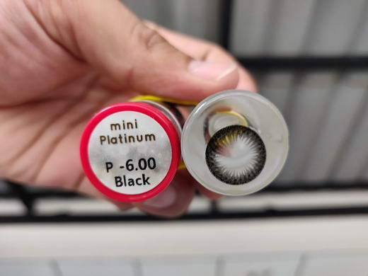 mini Platinum bigeye