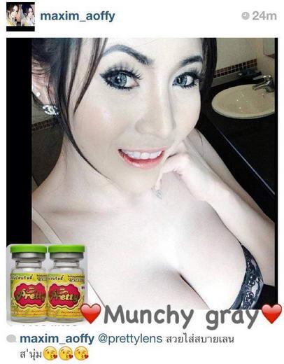 Munchy bigeye