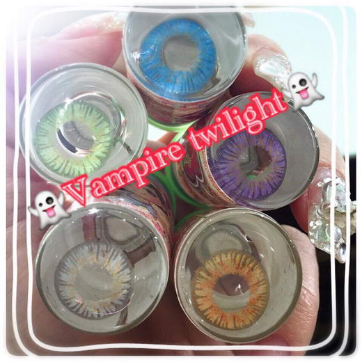 Vampire Twilight bigeye