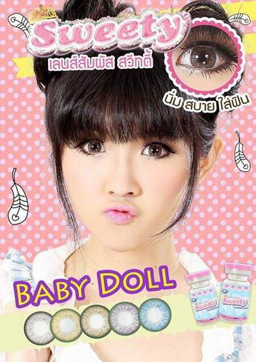 !Baby Doll (mini) bigeye