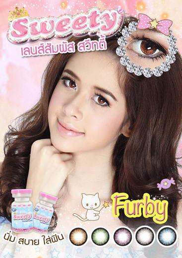 !Furby (mini) bigeye