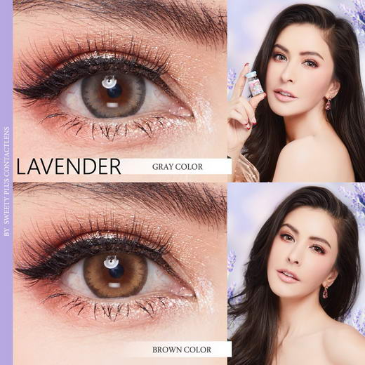 !Lavender (mini) bigeye